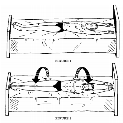 Increase Height And Grow Taller By Stretching Horizontally In Bed